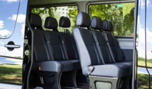 Santo Domingo Taxi Van