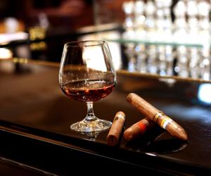 Cigar Bar Dominican Republic