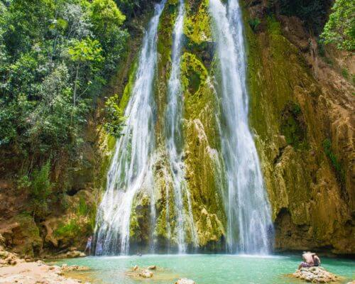 Santo Domingo to Samana El Limon Waterfall