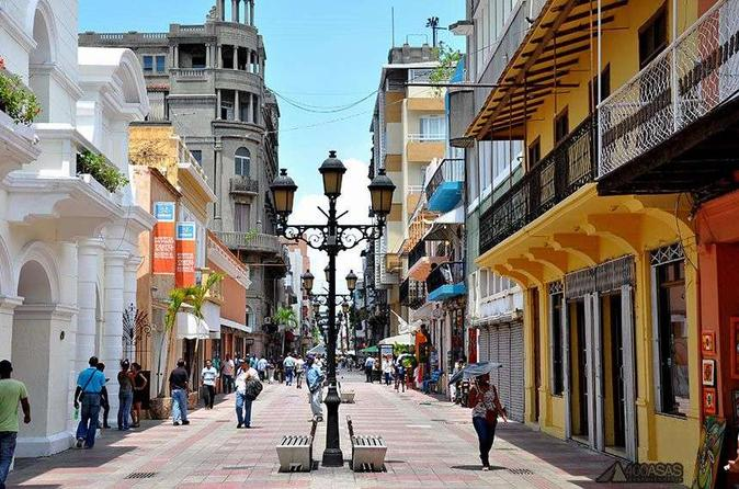 Calle Conde Colonial Zone Santo Domingo