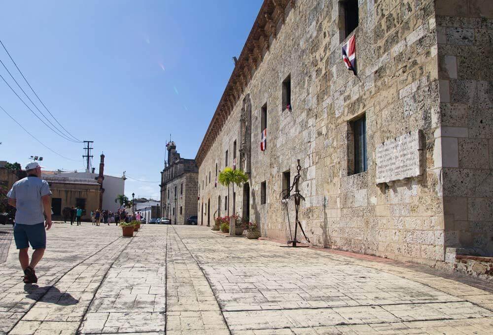 Calle las Damas, Colonial Zone