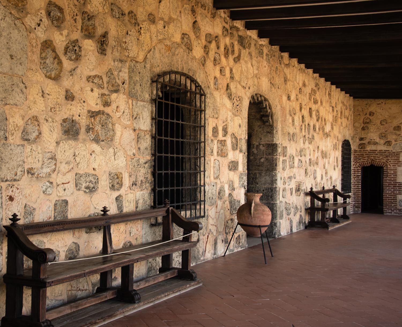 Colonial Zone Alcazar de Colon