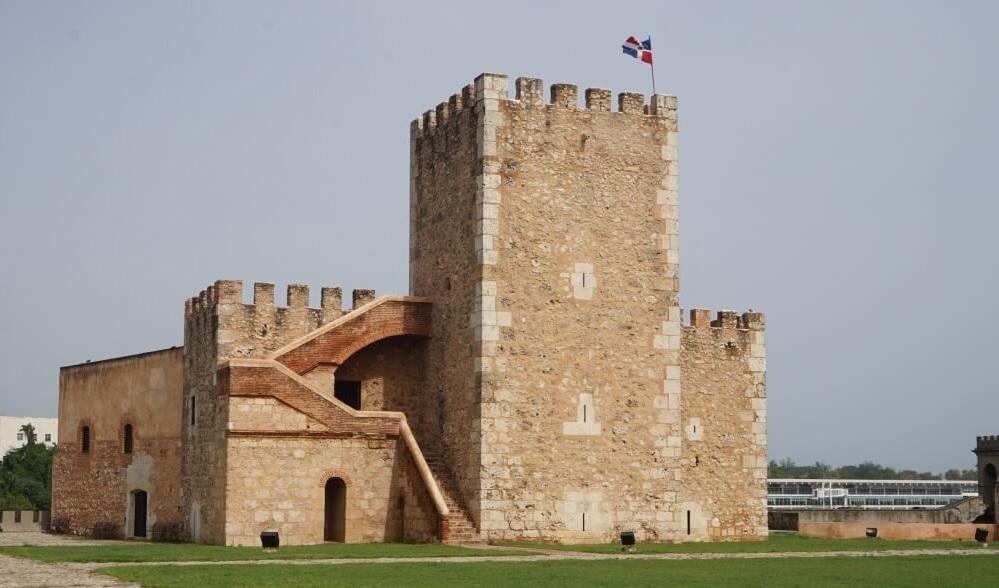 Colonial Zone -Fortaleza Ozama