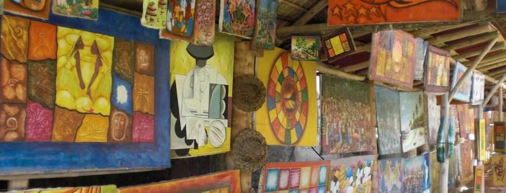 Dominican Art