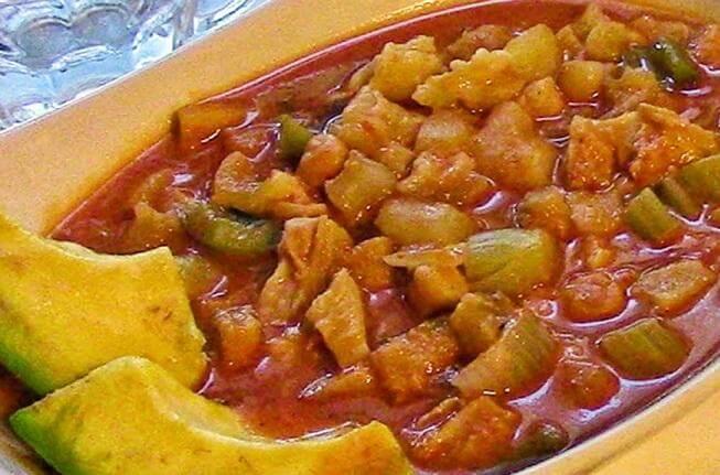 Mondongo Dominican Cuisine