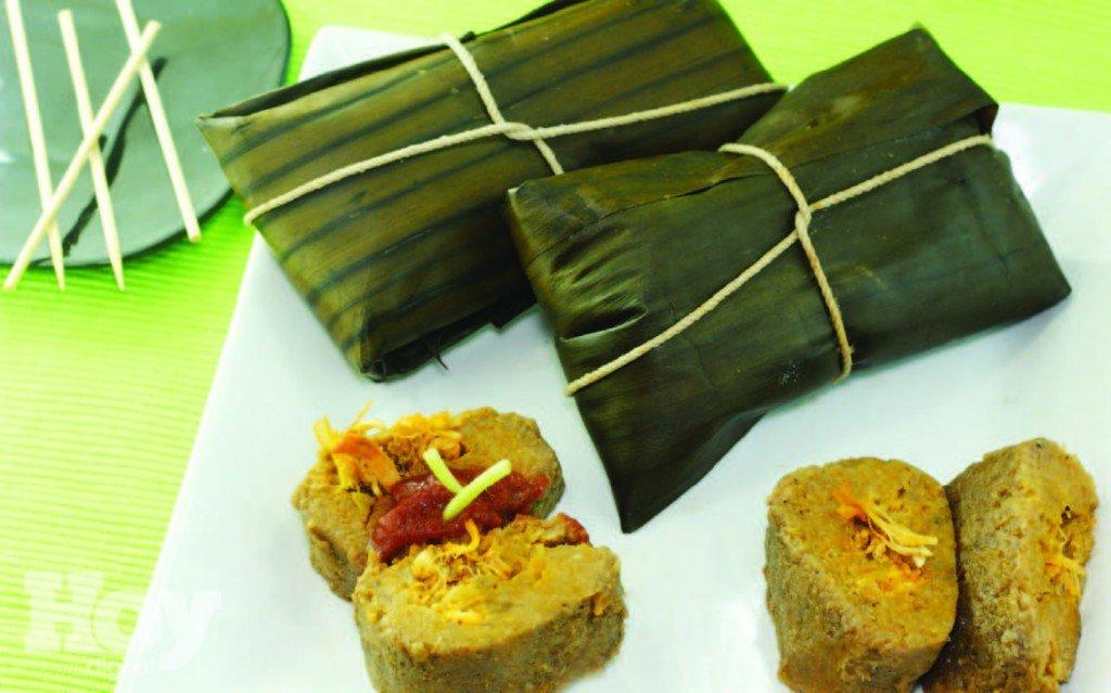 Pasteles En Hoja - Food Dominican