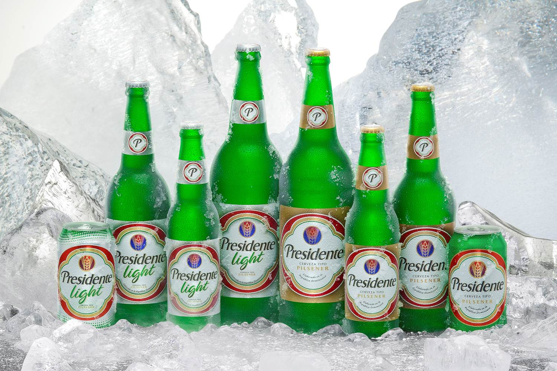 Presidente Beer - Food Dominican Republic