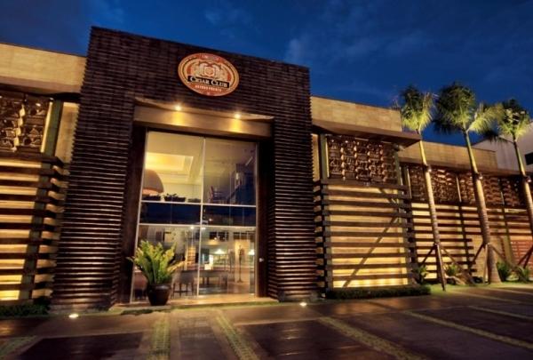 Santo Domingo Arturo Fuente Cigar Bar
