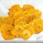 Tostones Dominican Food