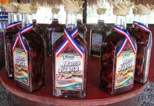 Dominica Republic Souvenirs mamajuana