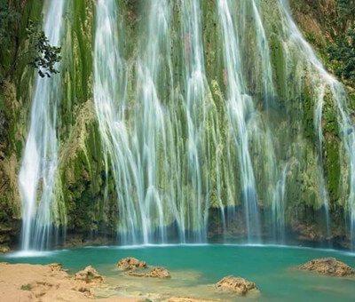 Things To Do in Las Terrenas-EL Limon Waterfall