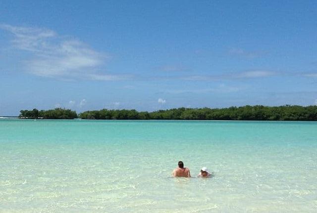 Boca Chica Beach Water