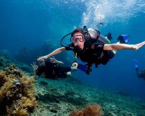 Las Terrenas from Santo Domingo-Scuba Diving