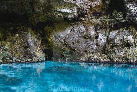 Hoya Azul Punta Cana Looking down