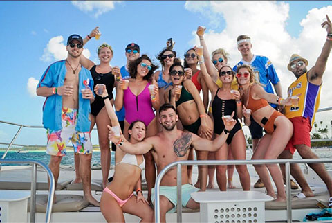 Party Boat and Snorkeling Punta Cana